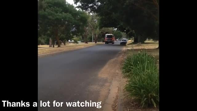 Watch Australian Fire Trucks Responding! GIF by IncrediblesRandomHistoryGIFS (@down_under) on Gfycat. Discover more Australian Fire Trucks, Australian Fire Trucks, CFA, CFA GIFs on Gfycat