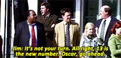 Watch and share Dwight Schrute GIFs and Oscar Martinez GIFs on Gfycat