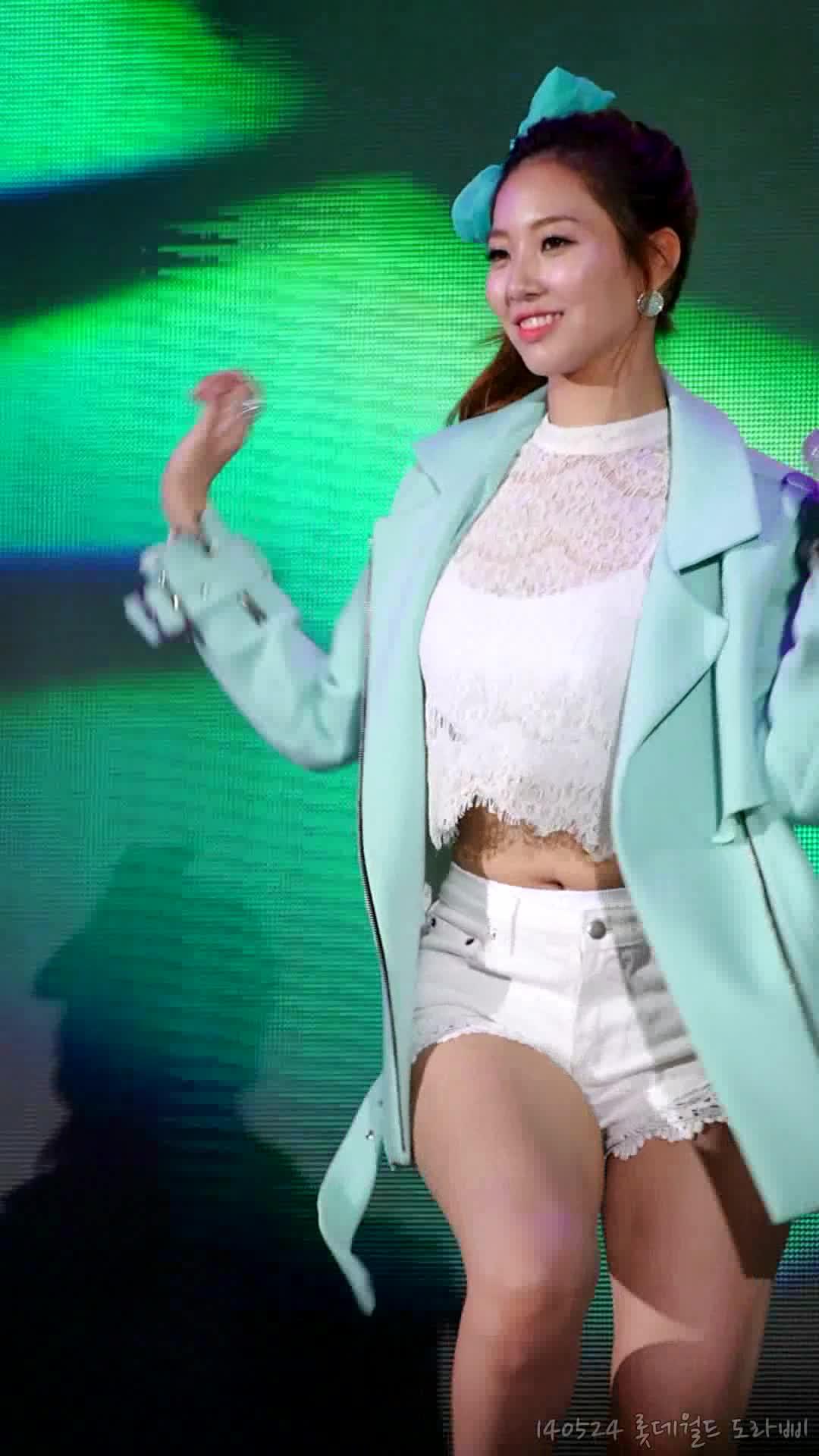 osugame, Song Dahye titty bounce GIFs