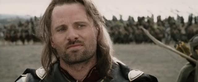 Watch Not Impressed Aragorn GIF by Gifs (@iruinyourprompt) on Gfycat. Discover more celebs, viggo mortensen GIFs on Gfycat