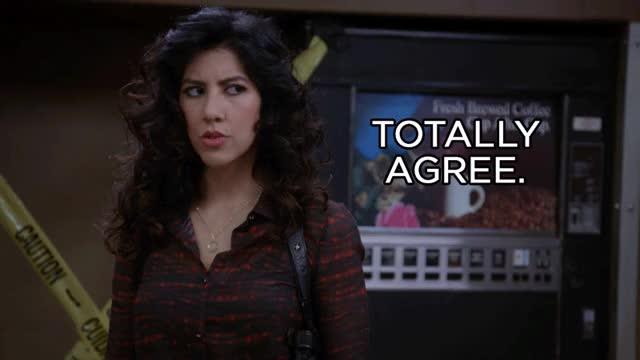 Watch and share Stephanie Beatriz GIFs on Gfycat