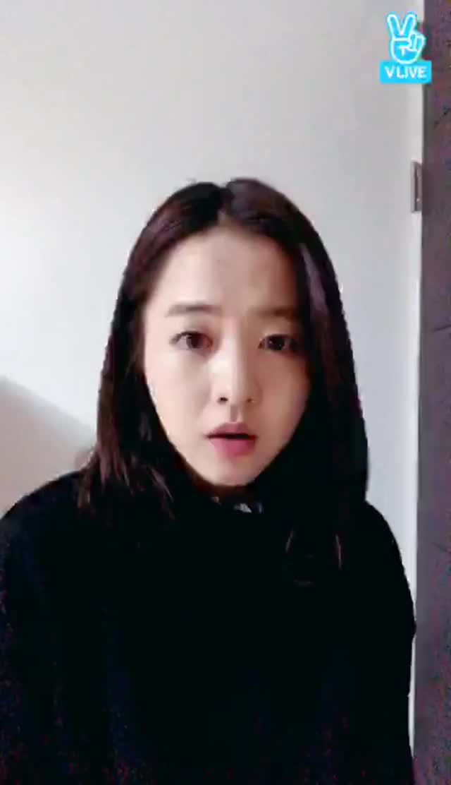 Watch and share Park Boyoung GIFs and Vlive GIFs by Happyruu - 임나연 <3 on Gfycat