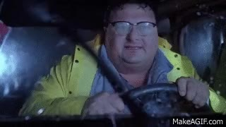 Watch dennis nedry GIF on Gfycat. Discover more wayne knight GIFs on Gfycat