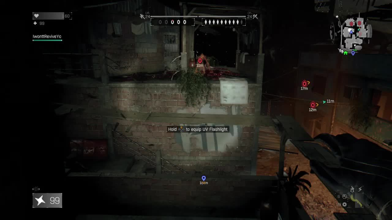 dyinglight, Nest Throwing Star GIFs