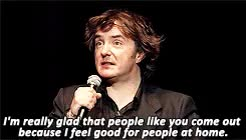 Watch never ever bloody anything ever GIF on Gfycat. Discover more *, *dm, 1k, black books, colourfulmotion, dylan moran, p:dylan moran, standup, teflonly GIFs on Gfycat