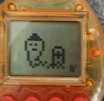 Watch and share Tamagotchi GIFs and Amusing GIFs by Spooky Girl on Gfycat