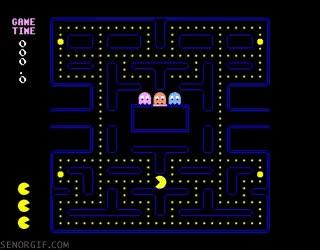 wobbly Pacman dizzy