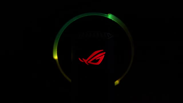 Watch and share ASUS ROG Strix XG32V Aura Sync GIFs on Gfycat