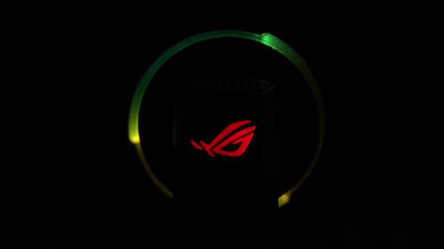 Watch and share ASUS ROG Strix XG32V Aura Sync GIFs on Gfycat