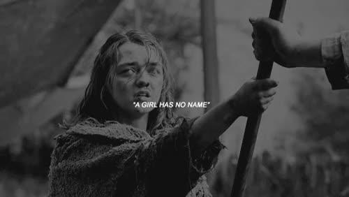 Watch and share Arya Blind Game Of Thrones Favim Com GIFs on Gfycat