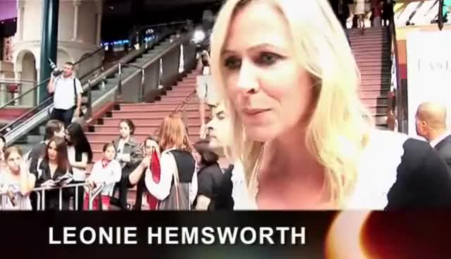 Watch and share Hemsworth GIFs and Leonie GIFs on Gfycat