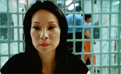 Watch this lucy liu GIF on Gfycat. Discover more *mine, *mygifs, elementary, elementary month, elementaryedit, fangirl challenge, joan watson, lucy liu GIFs on Gfycat