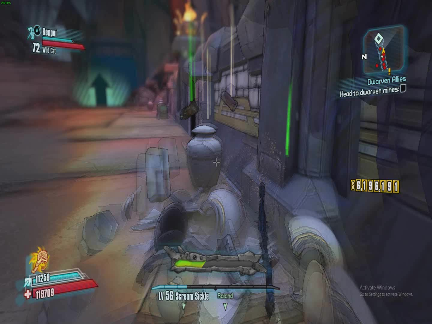 Borderlands, Borderlands2, unexpected GIFs
