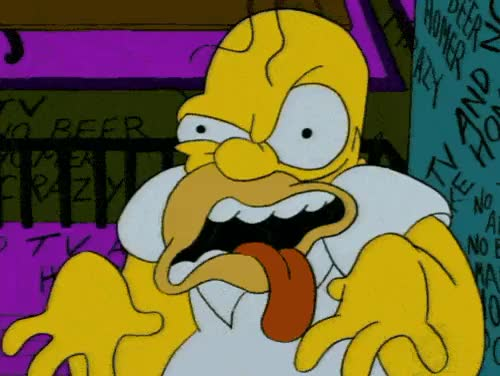 Watch and share Homer Being Homer GIFs on Gfycat