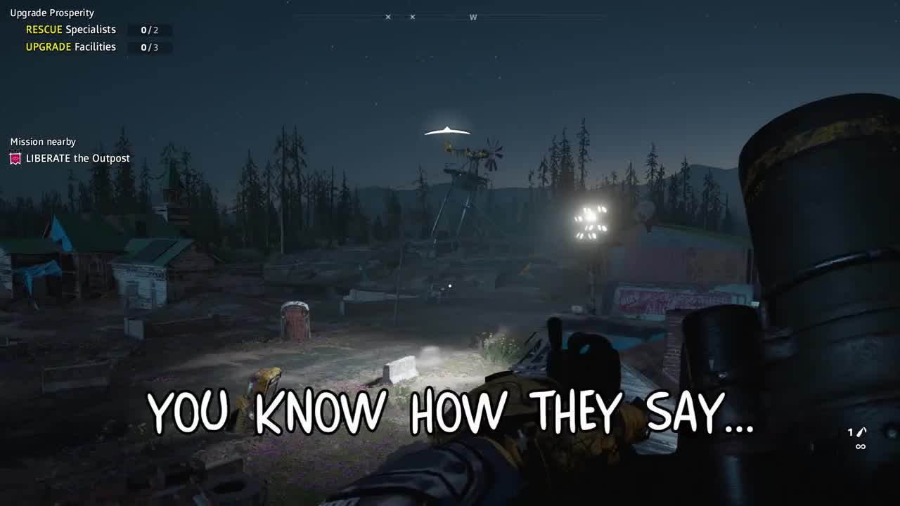 GamePlay, PS4, farcry, highwaymen, post-apocalyptic, ubisoft, CYBORG SAVIOR | Far Cry New Dawn GIFs