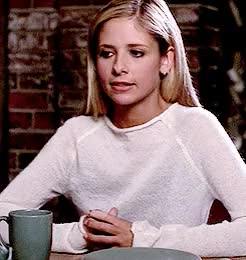 Watch and share I Will Remember You GIFs and Buffy Summers GIFs on Gfycat