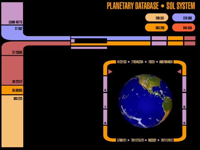 Watch Planetary Database GIF by @chaosoverfiend on Gfycat. Discover more Star Trek GIFs on Gfycat