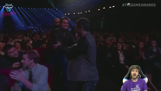 Watch Hang out and watch The Game Awards! GIF on Gfycat. Discover more related GIFs on Gfycat