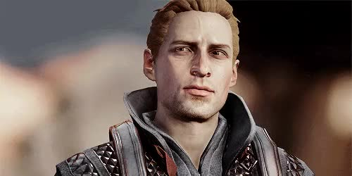 Watch and share Alistair Theirin GIFs and Dragon Age GIFs on Gfycat