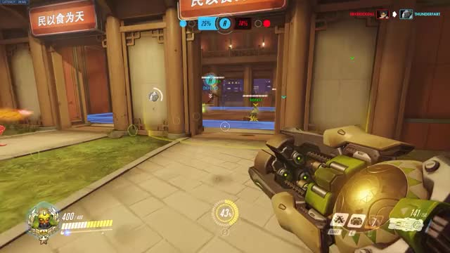 Watch and share Overwatch GIFs by coolbrown on Gfycat