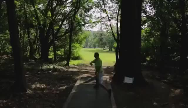 Watch disc golf cool GIF on Gfycat. Discover more related GIFs on Gfycat