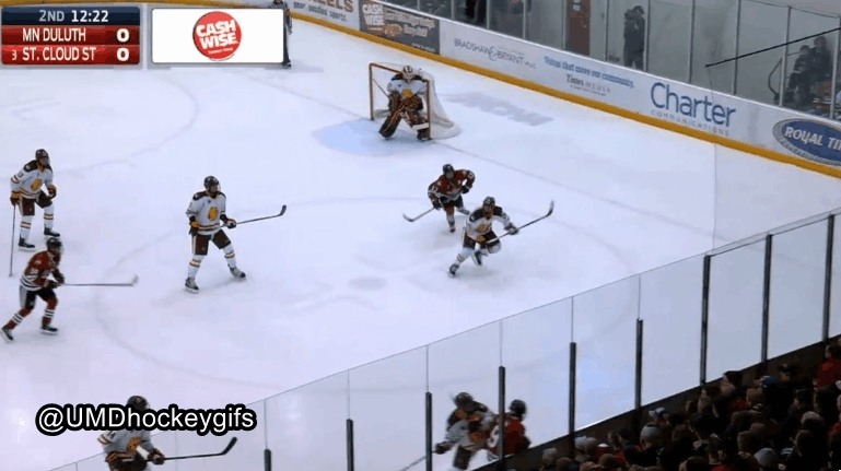 collegehockey, Penalties GIFs