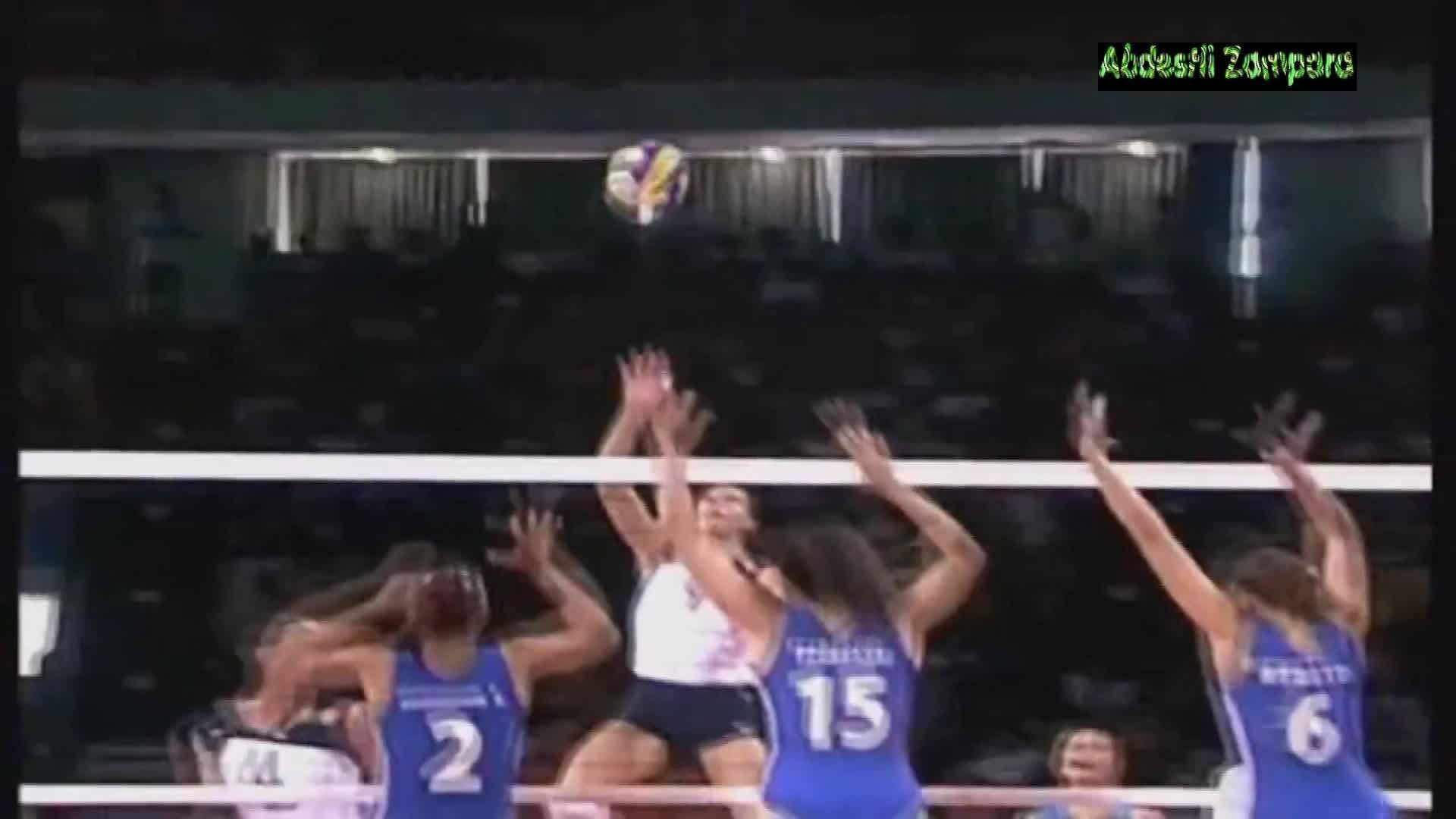 VolleyballGirls, imagesofthe2000s, Greece Women's National Volleyball Team @ Athens Summer Olympic Games (2004) GIFs