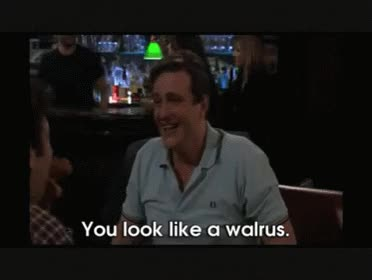 Watch and share Walrus GIFs and Himym GIFs on Gfycat