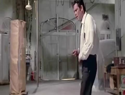 Watch and share Reservoir Dogs , Scène (culte) De La Torture. GIFs on Gfycat