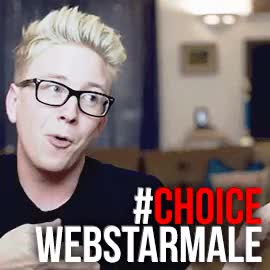 Watch and share Tyler Oakley GIFs and Teen Choice GIFs on Gfycat