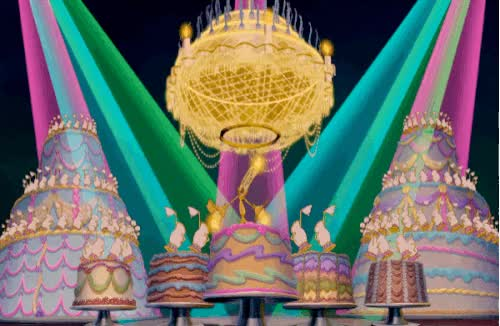 Watch Be our Guest from Beauty and the Beast GIF on Gfycat. Discover more related GIFs on Gfycat