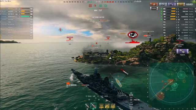 Watch and share Warships GIFs and Bastion GIFs by rhino_mk_ii on Gfycat
