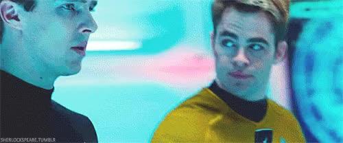 Watch and share Flirt Trek GIFs on Gfycat