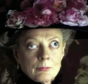 Watch and share Maggie Smith GIFs and Dawntown GIFs by Reactions on Gfycat