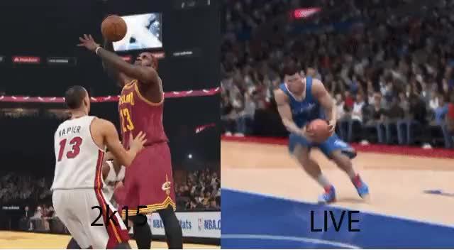 2k15 vs  Live Dunk GIF (reddit) Sticker GIF by (@nschwartz