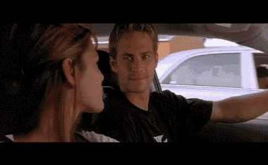 Fast and furious GIFs