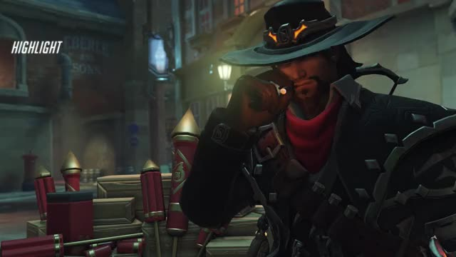 Watch mccree deathmatch GIF by @scrapmetal on Gfycat. Discover more related GIFs on Gfycat