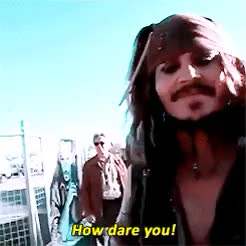 Watch sauvage GIF on Gfycat. Discover more 1k, captain jack sparrow, i know it's early but he's so frickin cute!, johnny depp, my gif GIFs on Gfycat