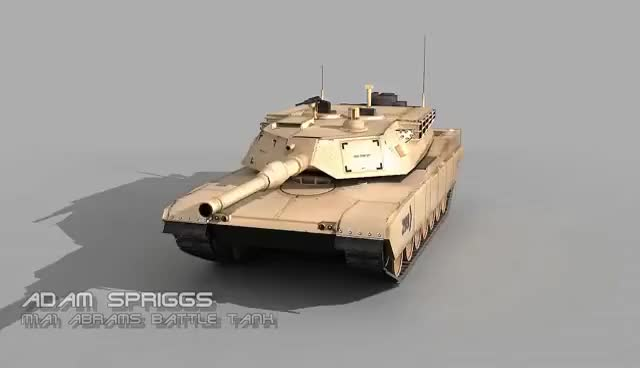 Watch and share Abrams GIFs and Tank GIFs on Gfycat