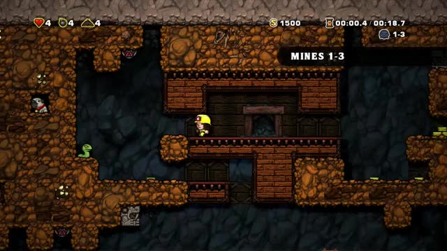 Watch and share Spelunky Arrow Tripple Whip GIFs by krille71 on Gfycat