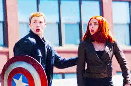 Watch and share Scarlett Johansson GIFs and Natasha Romanoff GIFs on Gfycat