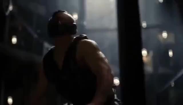Watch and share Dark Knight Rises GIFs and Batman GIFs on Gfycat