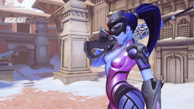 Watch and share Widowmaker Jacob GIFs by quwozz on Gfycat