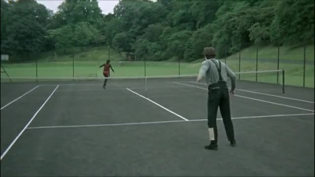 Watch and share Fragmentos De Cine GIFs and Tenis GIFs by dangavri on Gfycat