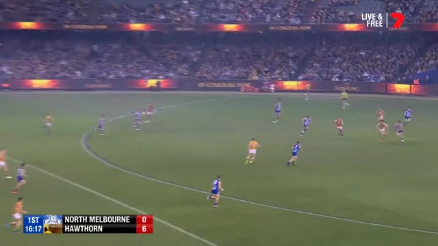 Watch and share Australian Football GIFs and North Melbourne GIFs on Gfycat