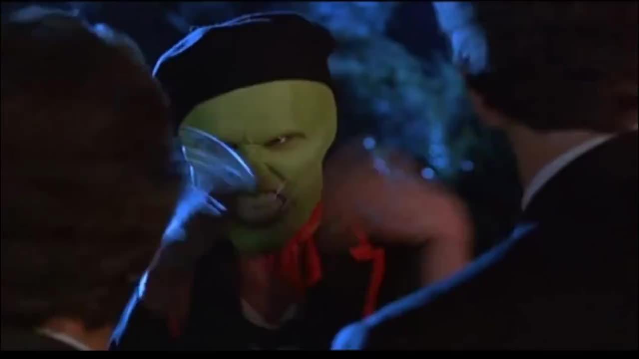 maska, Maska CZ Jim Carrey GIFs