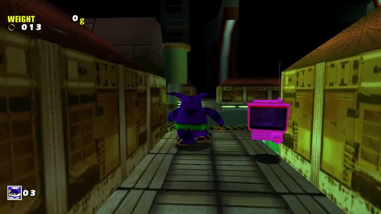 hot shelter, sonic adventure dx, Breaking the glass over the fish tank. GIFs