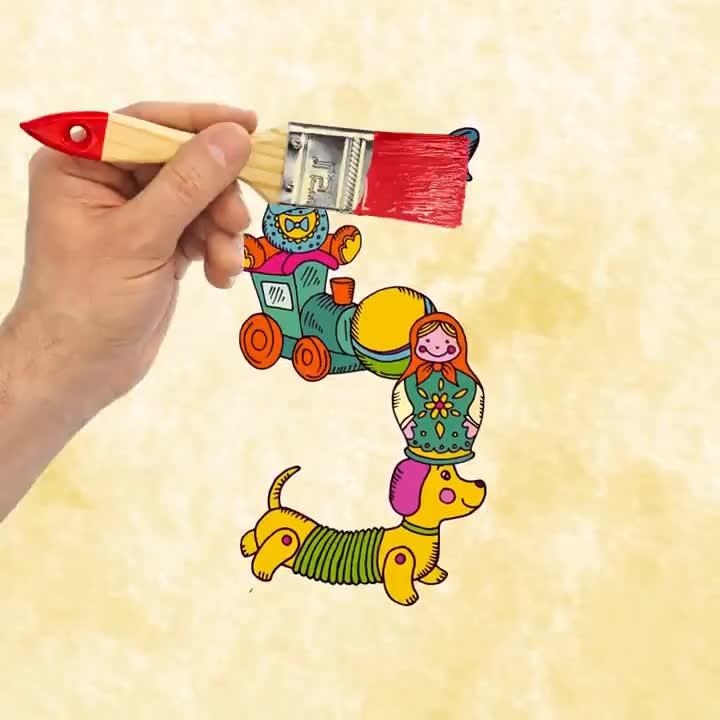 Activity, TISSUE, crafts, create, diy, fun, handcraft, hobbies, homemade, lifehacks, make, tutorial, yarn, 15 HOBBIES AND ACTIVITIES FOR KIDS AND TODDLERS GIFs