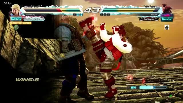 Watch and share Tekken7-bob1 GIFs by nullcline on Gfycat