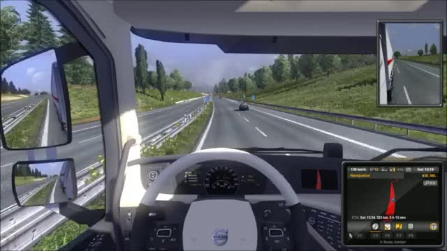 Watch and share [Euro Truck Simulator 2] Sorry, Sorry, Excuse Me, Sorry (reddit) GIFs on Gfycat